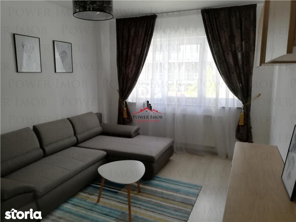 Apartament 2 camere, mobilat, vizavi de Coresi Mall