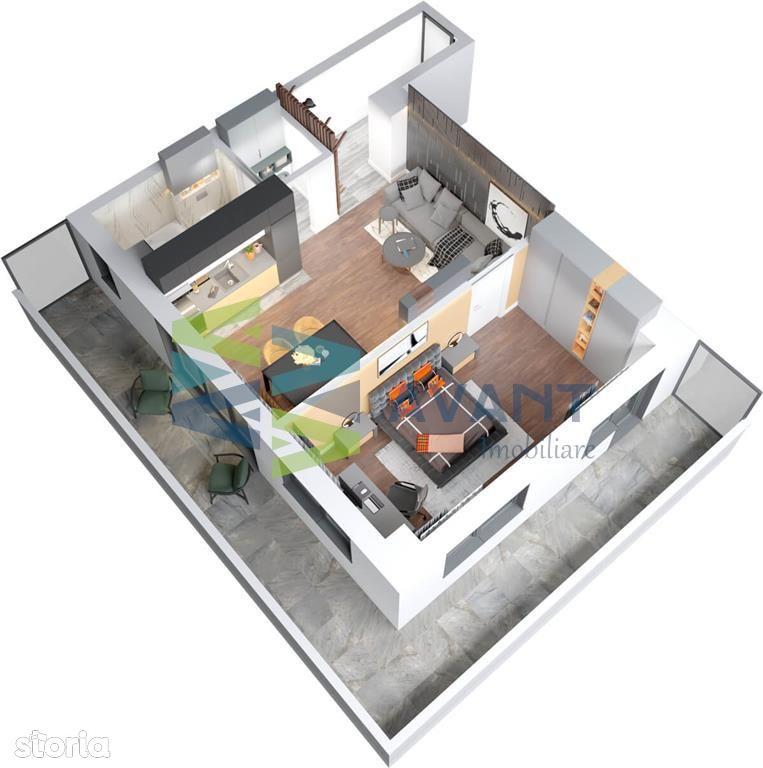 COMISION0% Apartament 2 Camere Copou