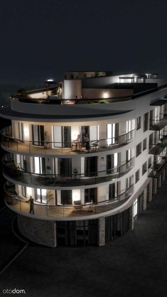 Nowoczesne Apartamenty Z Tarasami Na Dachu