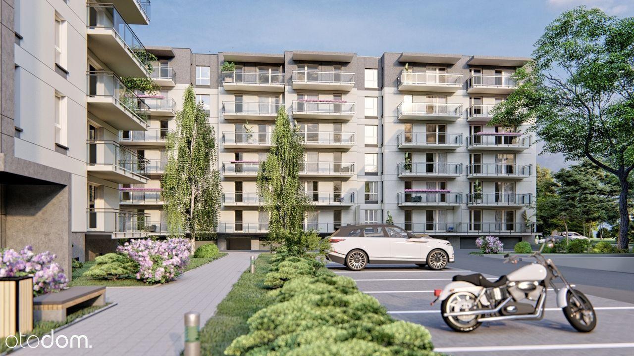 Mieszkanie w Inwestycji SZCZYTNO Dąbrowskiego M26