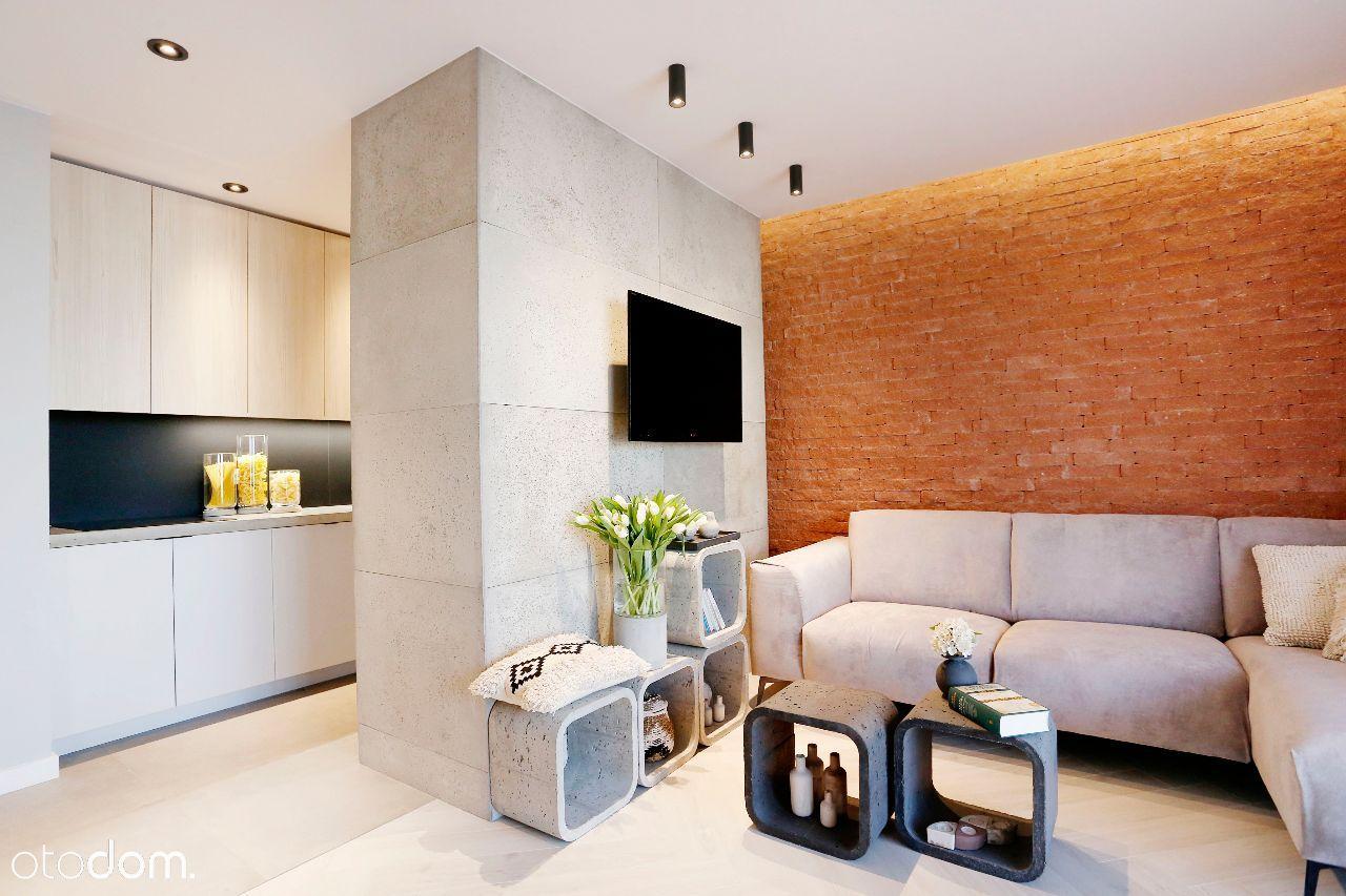 stylowo urządzony apartament