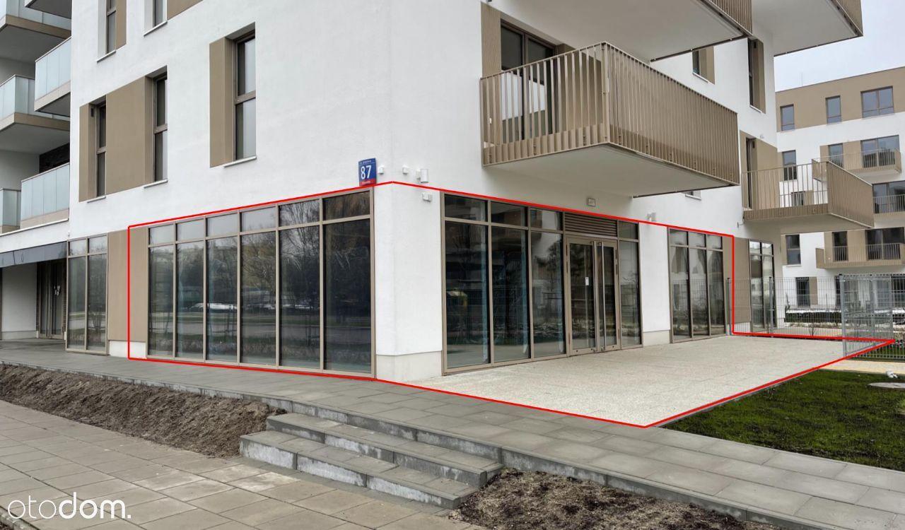 Zielone Bemowo - 133,97 m2 - ul. Lazurowa GASTRO!