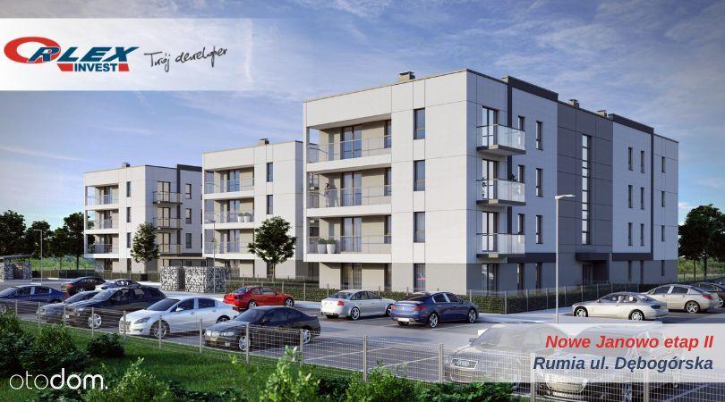 Nowe Janowo, 3pok, winda duży balkon, Orlex Invest