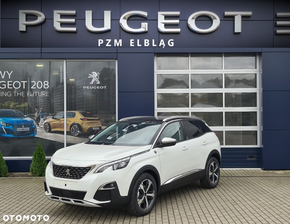 Peugeot 3008 CROSSWAY+ 1.2 Pure Tech 130 KM EAT8 / od ręki / rej. dealer - 25
