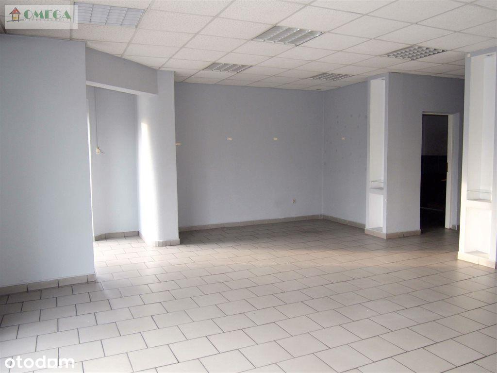 Lokal użytkowy, 75,60 m², Sosnowiec