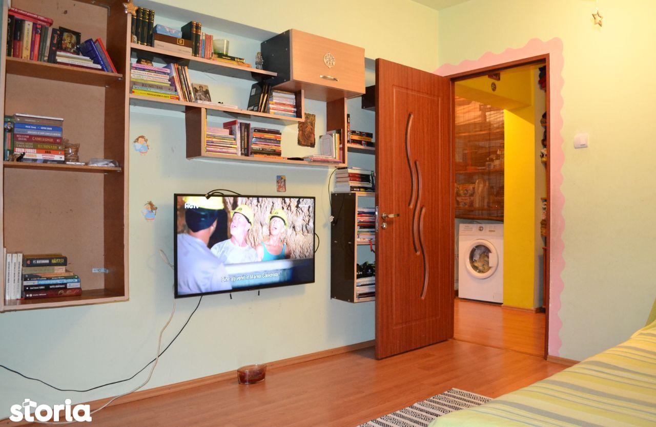 Apartament 3 camere Vitan, Ramnicu Sarat, 10 min. metrou Dristor