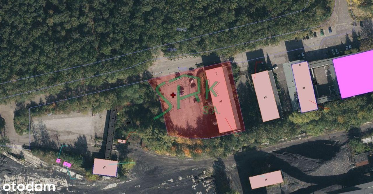 Lokal użytkowy, 1 175 m², Ruda Śląska