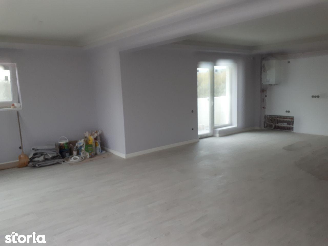 Dezvoltator penthouse superb 4cam 2bai 109mp terasa 155mp la alb