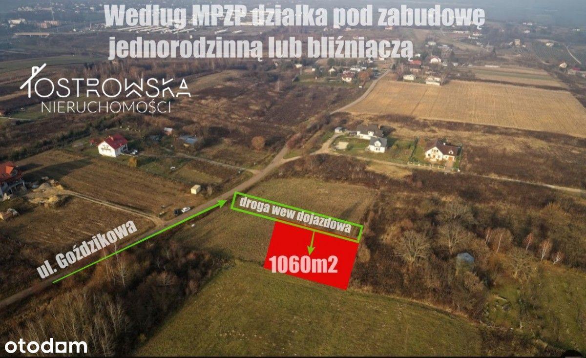 działka/zab.jednorodz/bliźniacza/Lublin/Goździkowa