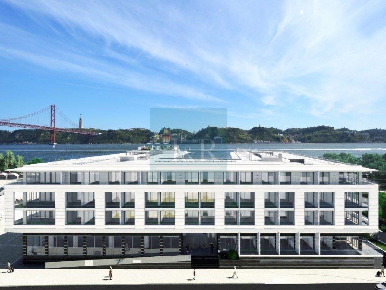 The Residences at Hyatt Regency Lisboa.