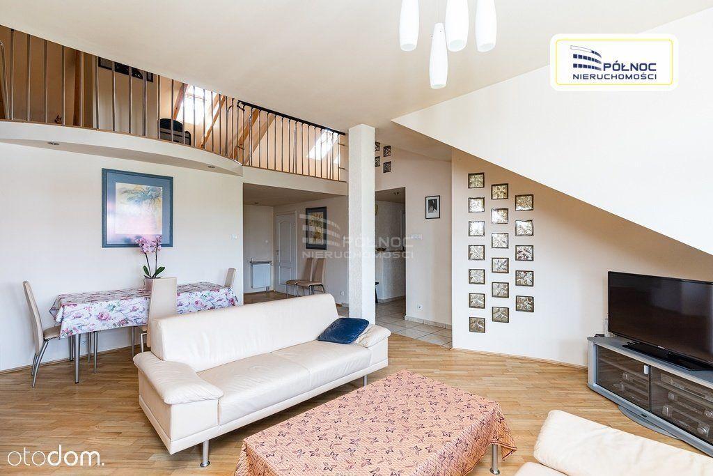 Apartament 4 pok, balkon, antresola, Latchorzew