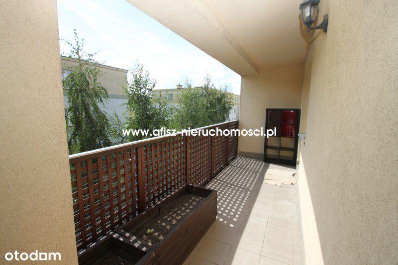 Mieszkanie przestronne z 10m balkonem