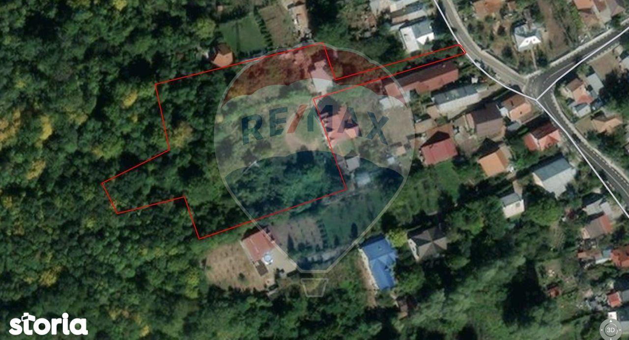 Teren de vanzare in Cornu, Prahova- comision 0% la cumparare