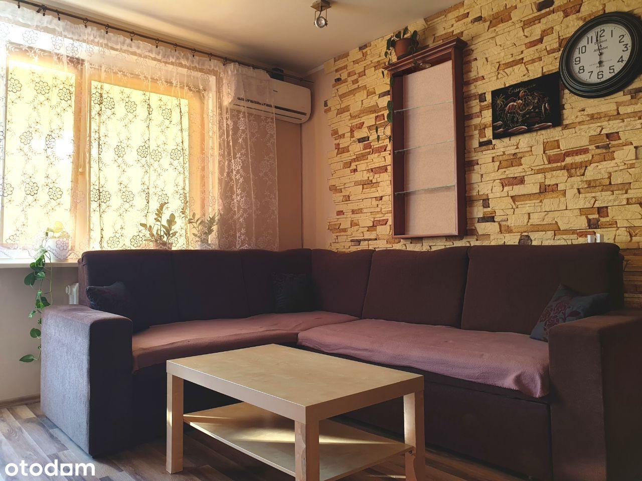 Duże mieszkanie z klimatyzacją w Śremie