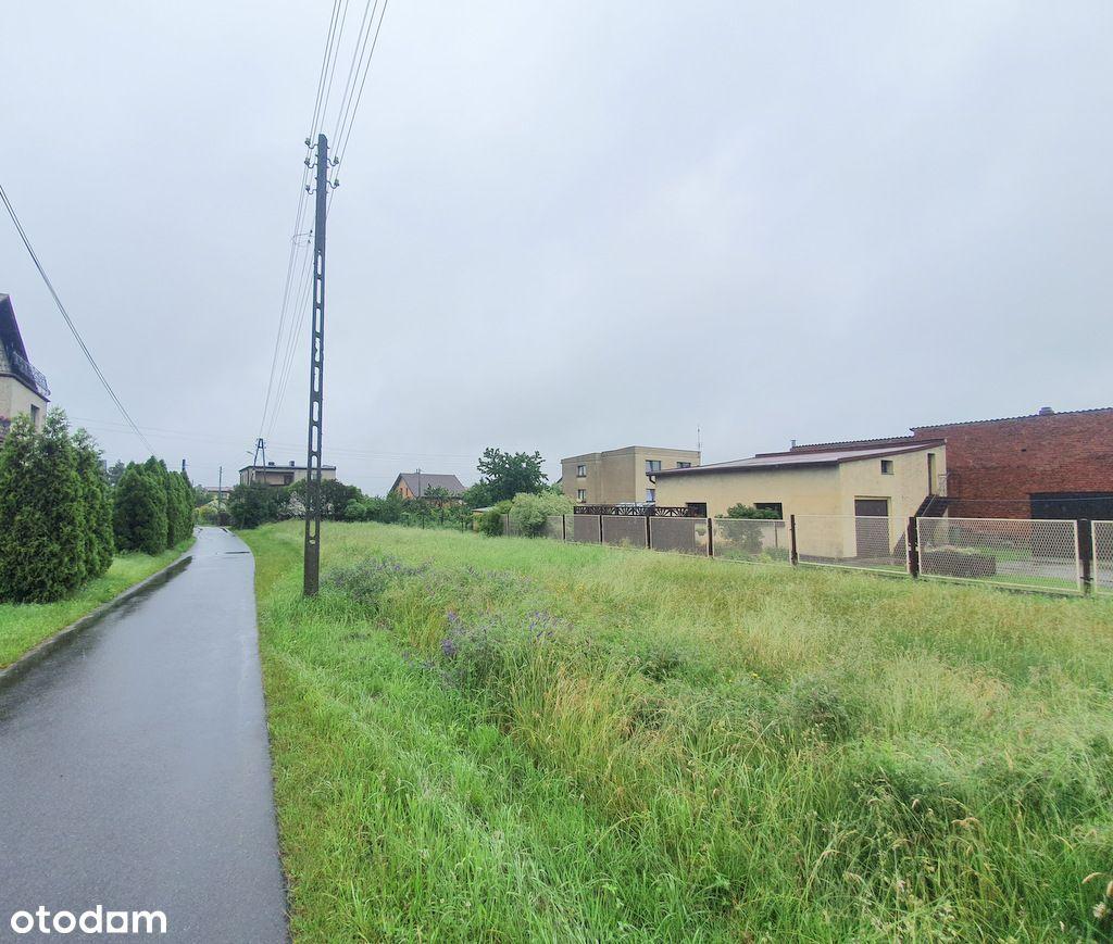 Działka budowlana na 2 domy Jejkowice k. Rybnika