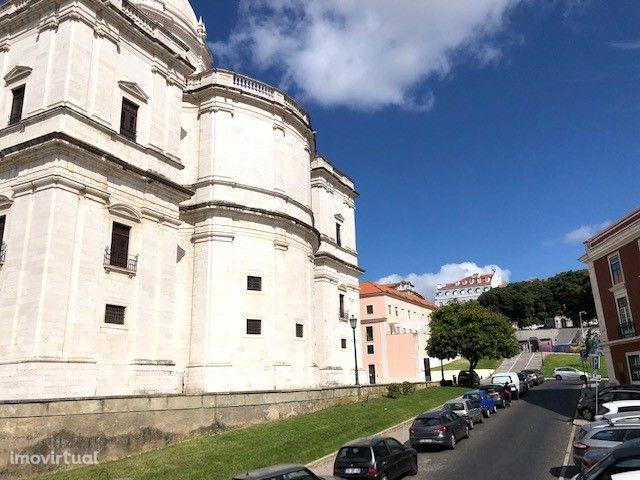 Prédio Frente Panteão Nacional