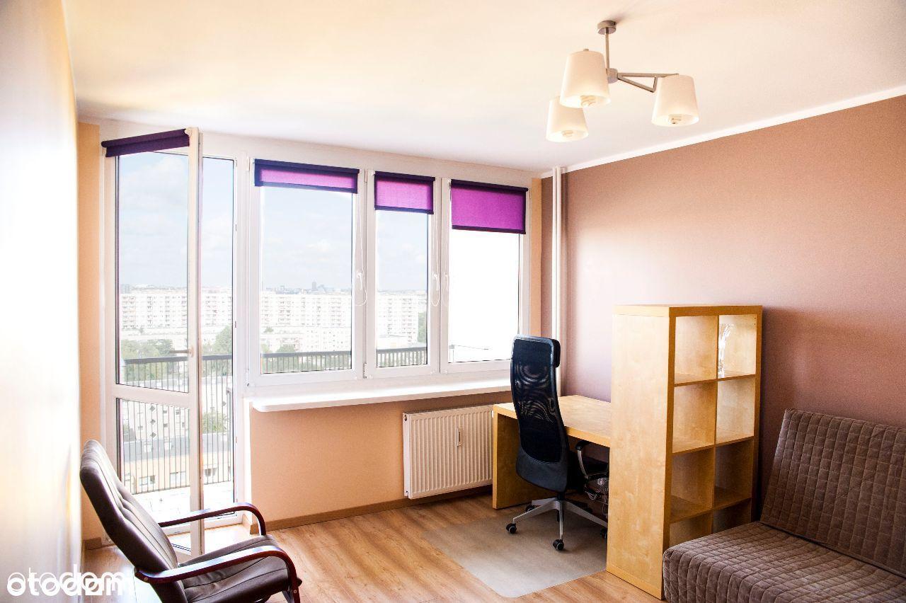 Bezpośrednio mieszkanie dwupokojowe 49 m2 Rataje