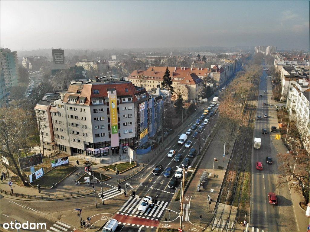 Atrakcyjnie położony#róg Powst. Śląskich/Hallera