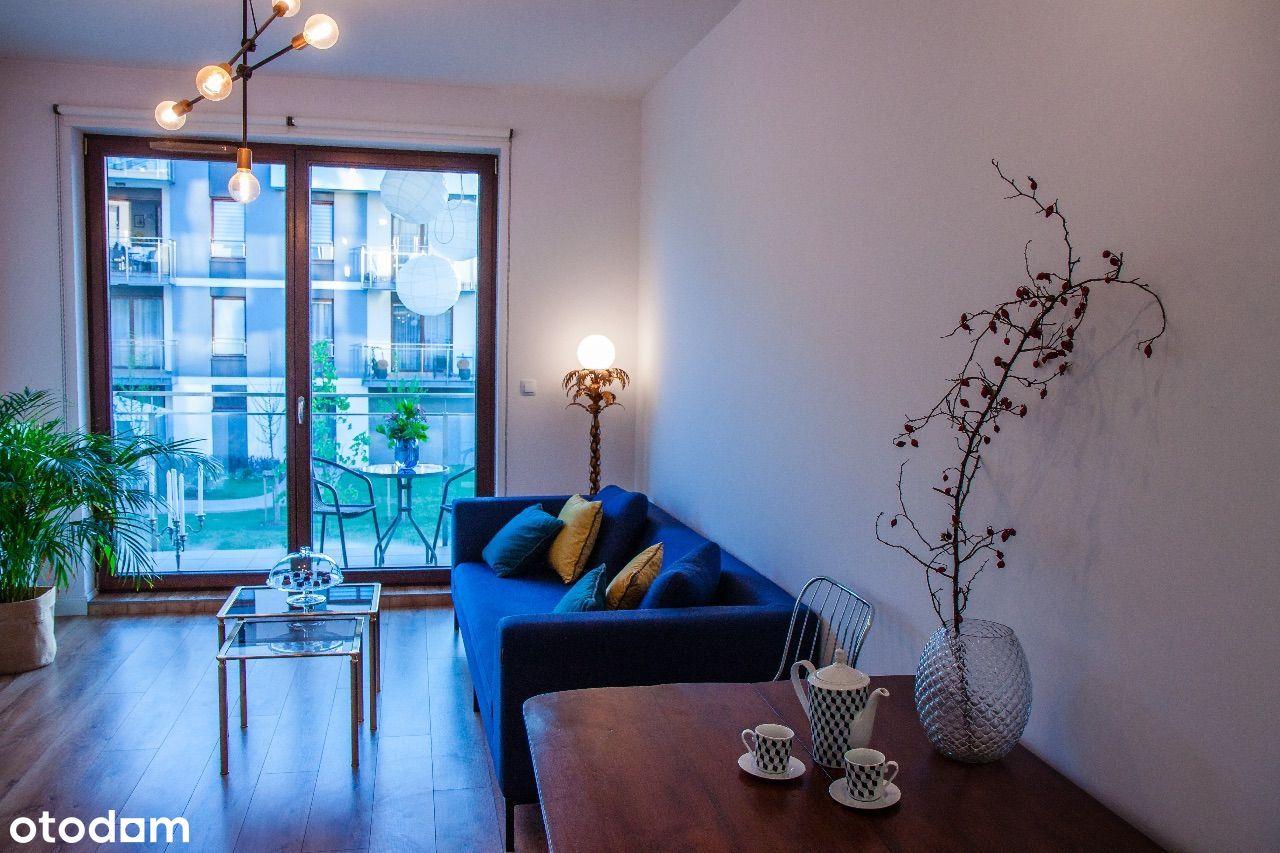 Apartament w dzielnicy Wilanów