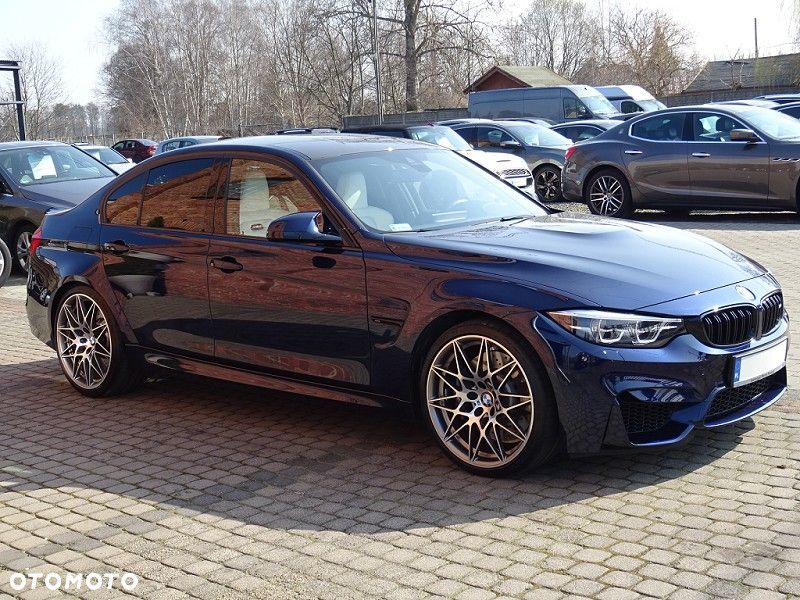 BMW M3 Competition Individual Bezwypadkowy Salon PL - 6