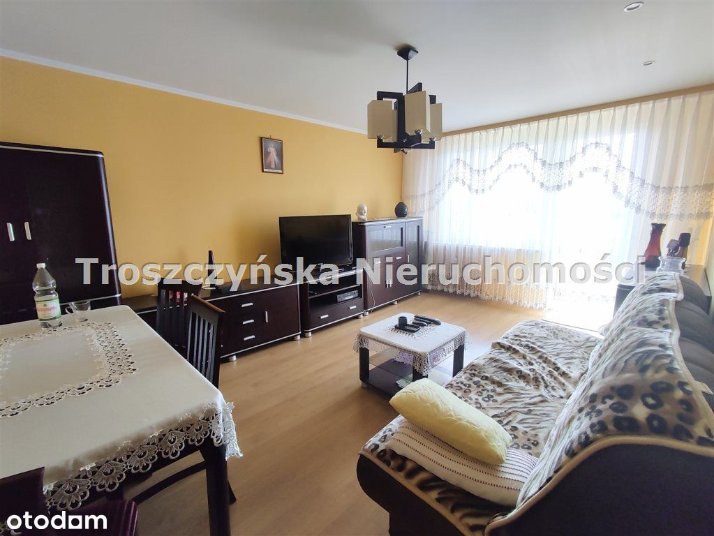 Trzypokojowe mieszkanie 61,2 mkw Wrzosowiak