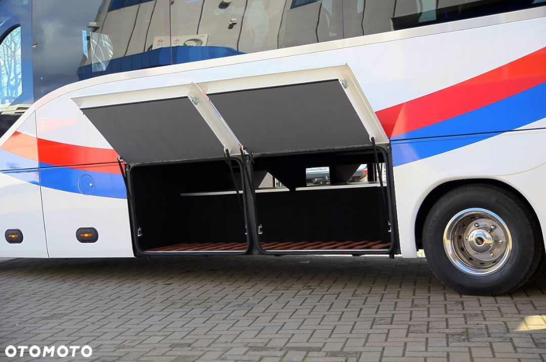 Iveco Cuby 70C HD Tourist Line Winda 31+1+1 No.415  Cuby Iveco 70C HD Tourist Line Winda 31+1+1 No.415 - 11