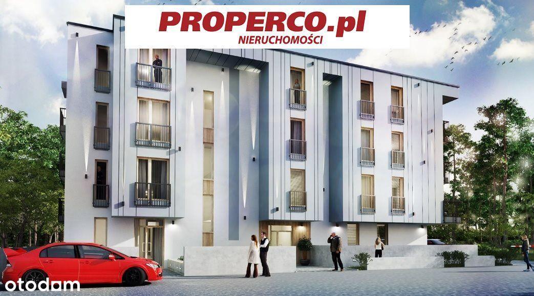Mieszkanie 3 pok., IIpiętro, 65,97m2, ul. Klonowa