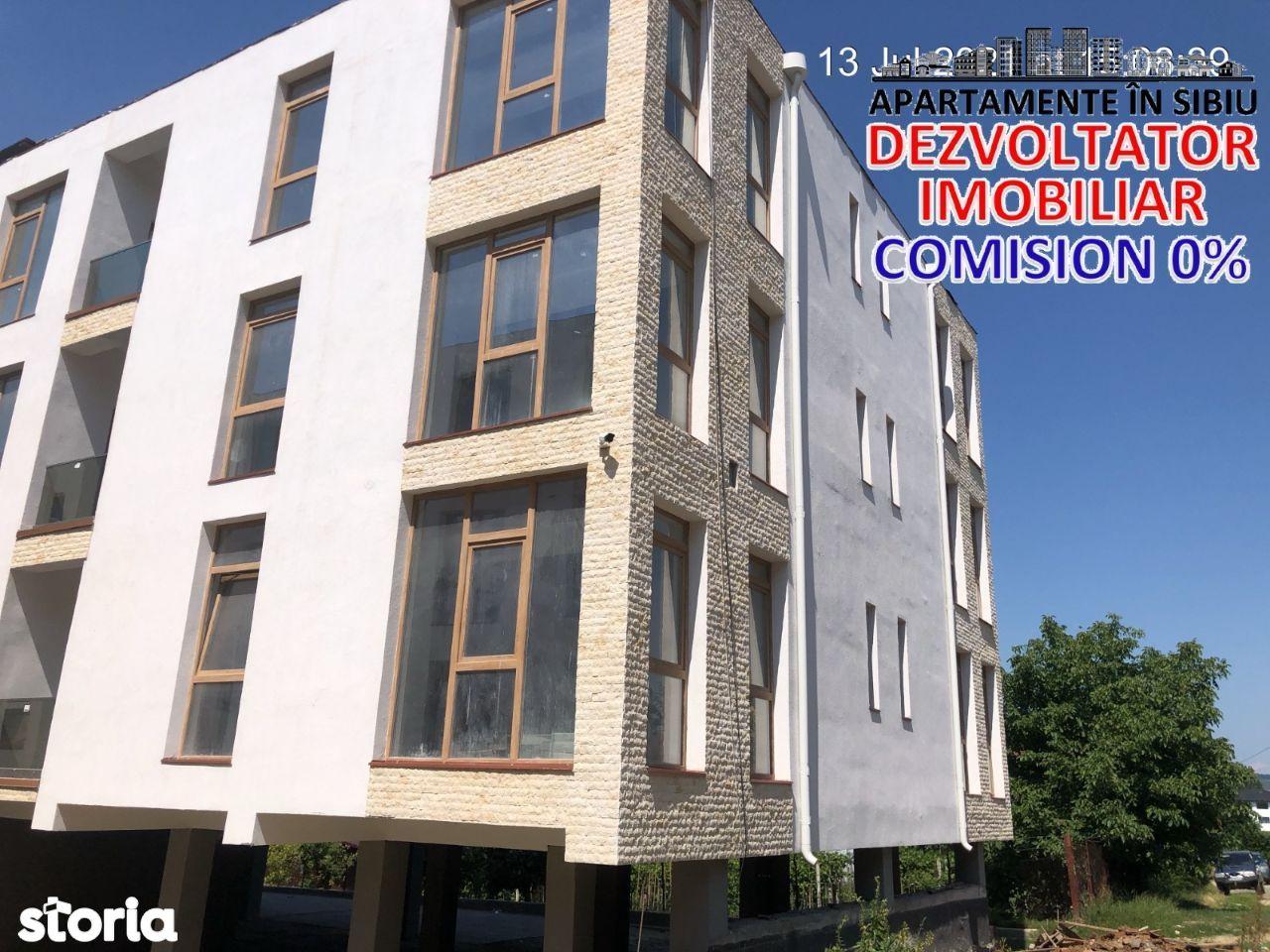 Apartament 2 camere etaj 2 str Octavian Goga nr. 5 langa LIDL Selimbar