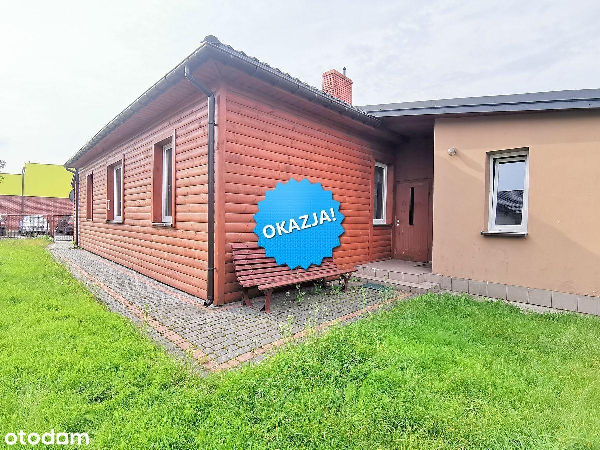 Dom 70 m2.Działka 300 m2. Włodawa
