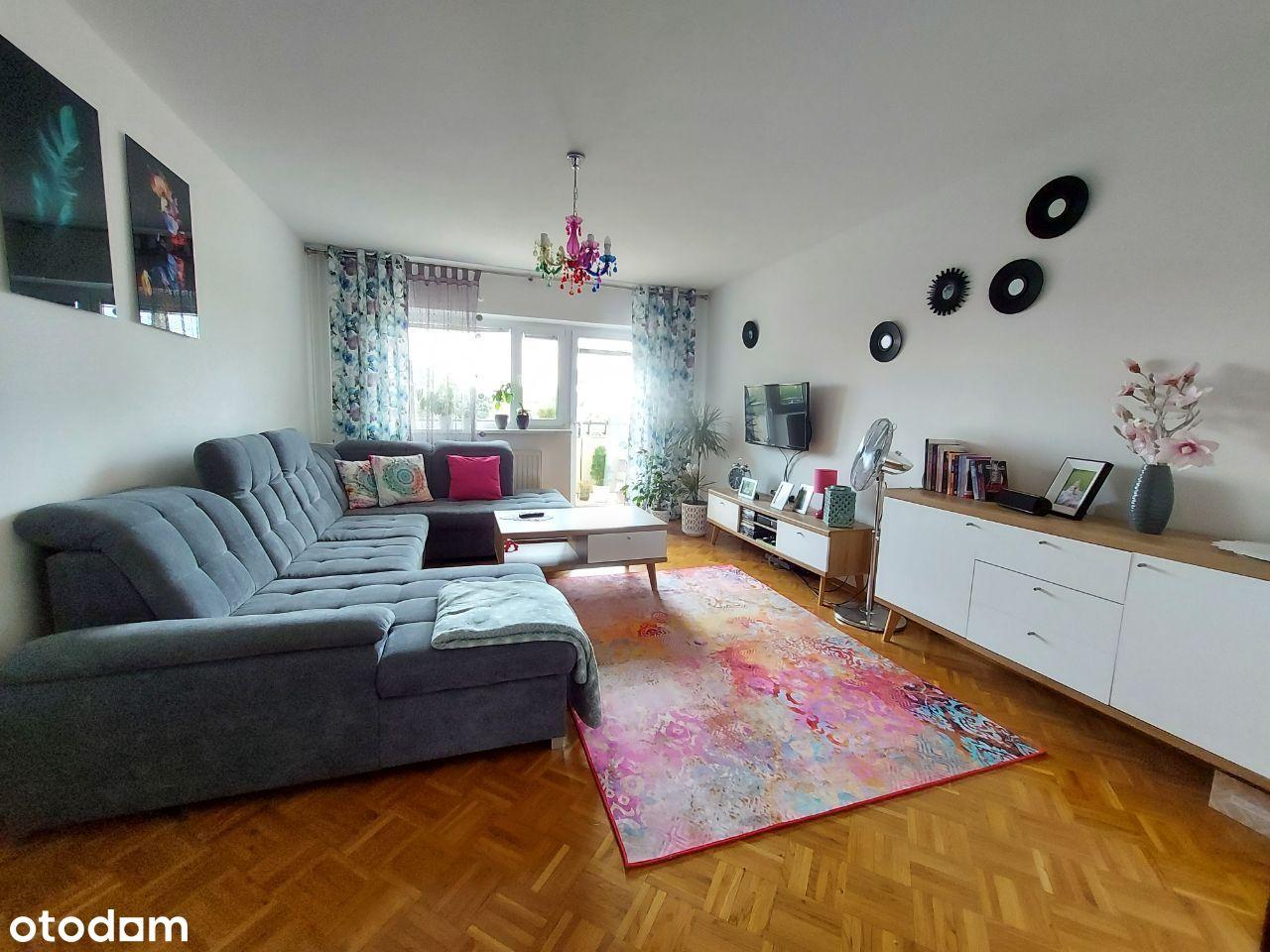 Mieszkanie 67 m2, Podgórz