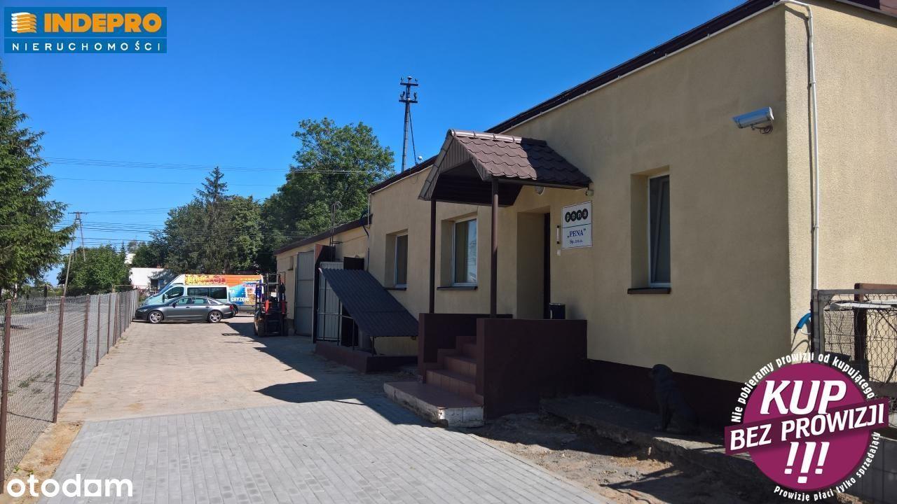 Budynek Mieszkalny Biuro Firma i Dwie Działki
