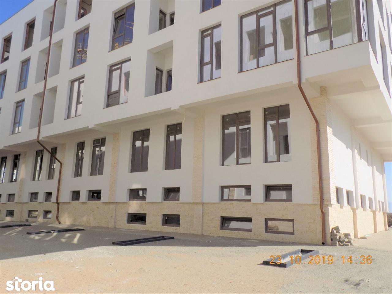 ETAJ 1, Apartament 3 camere FINISAT Piata Rahovei-Ostirii