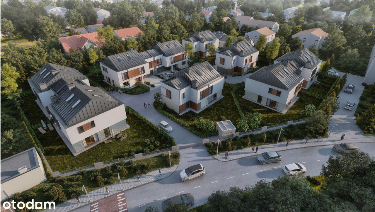 Kameralne osiedle w centrum Międzylesia
