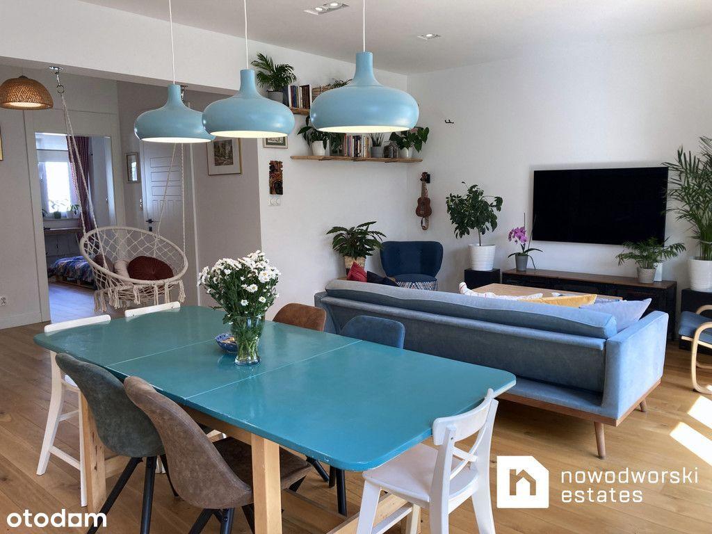 2 poziomowe mieszkanie - 3 pokoje, 113 m2, Jagodno