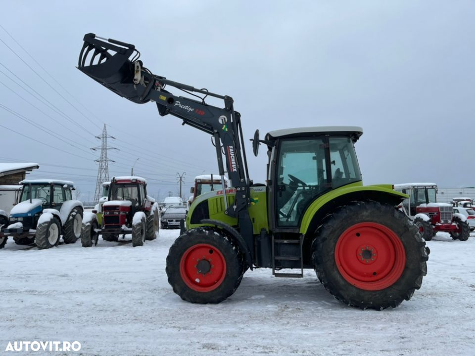 Claas ares 557 atx - 2