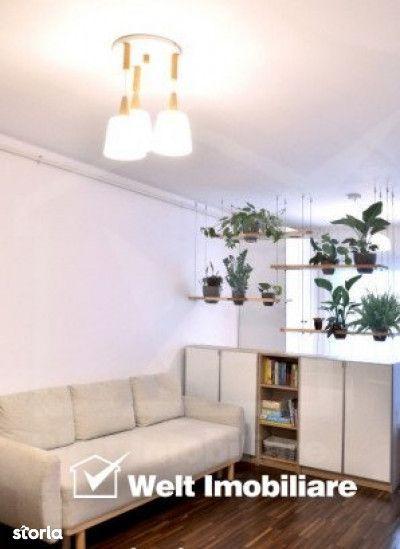 Apartament 2 camere, decomandat,  52 mp, Gheorgheni