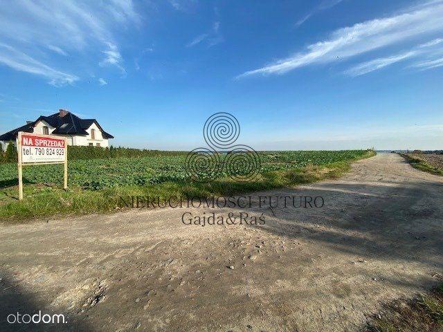 Ciekawa działka rolna z widokiem na jezioro