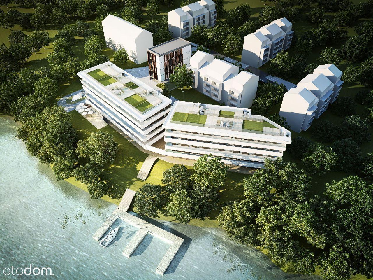 Apartamenty Lake House Zegrze