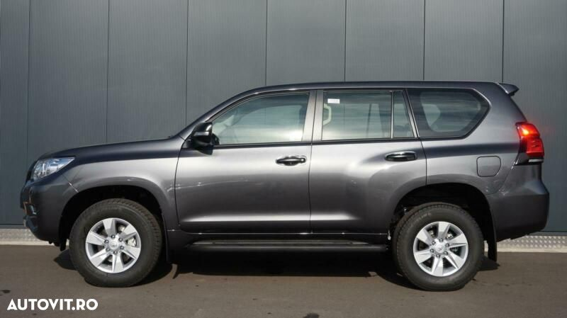 Toyota Land Cruiser 2.8l - 2
