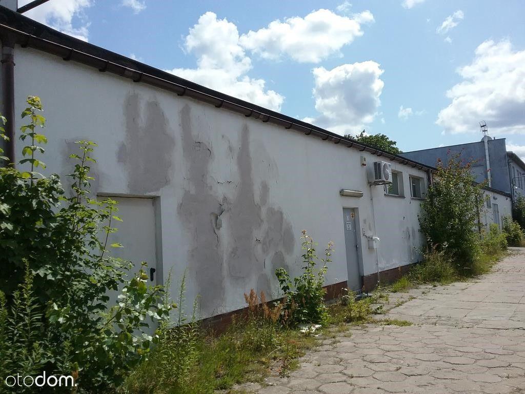 Budynek produkcyjno-biurowo-magazynowy