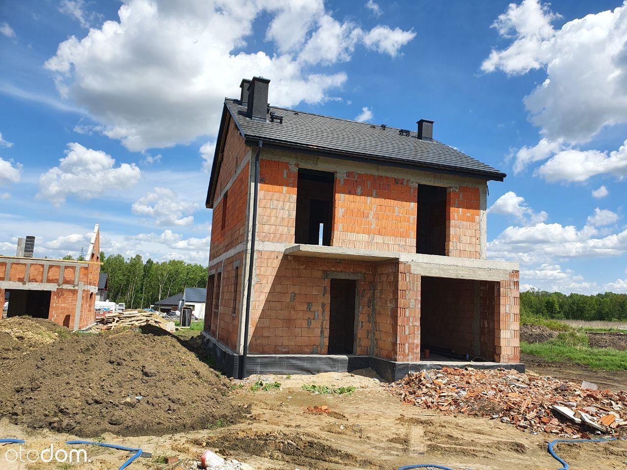 Już wybudowany, dom wolnostojący!