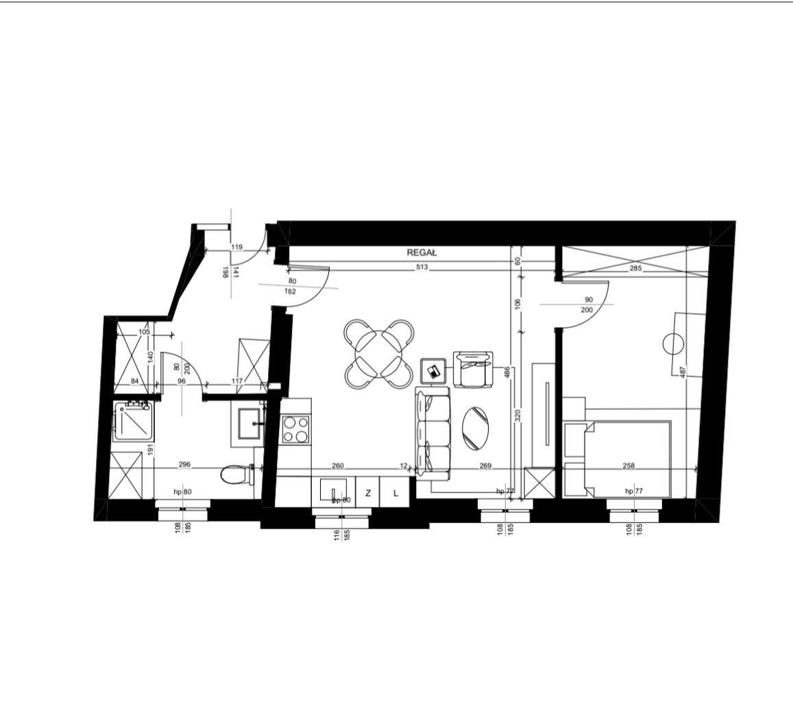 Mieszkanie do remontu w super lokalizacji