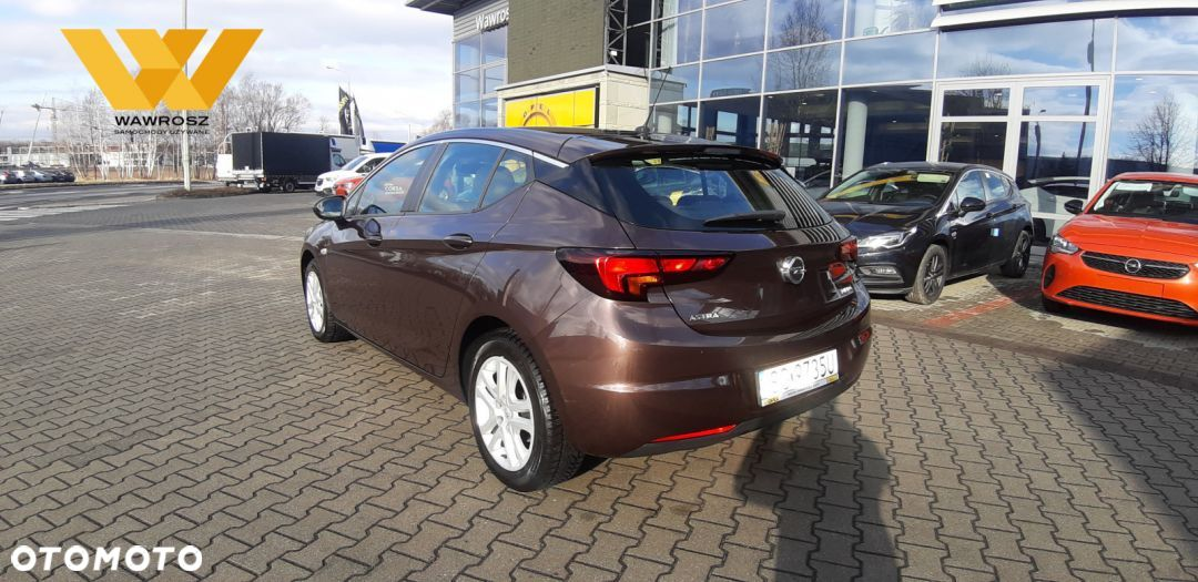 Opel Astra Enjoy 1.4 Turbo 125KM Krajowy F VAT23% Od dealera! - 5
