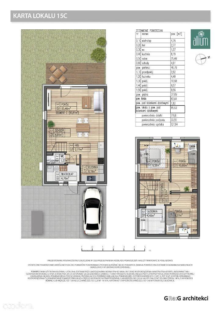 Segment C - 85,65 m2