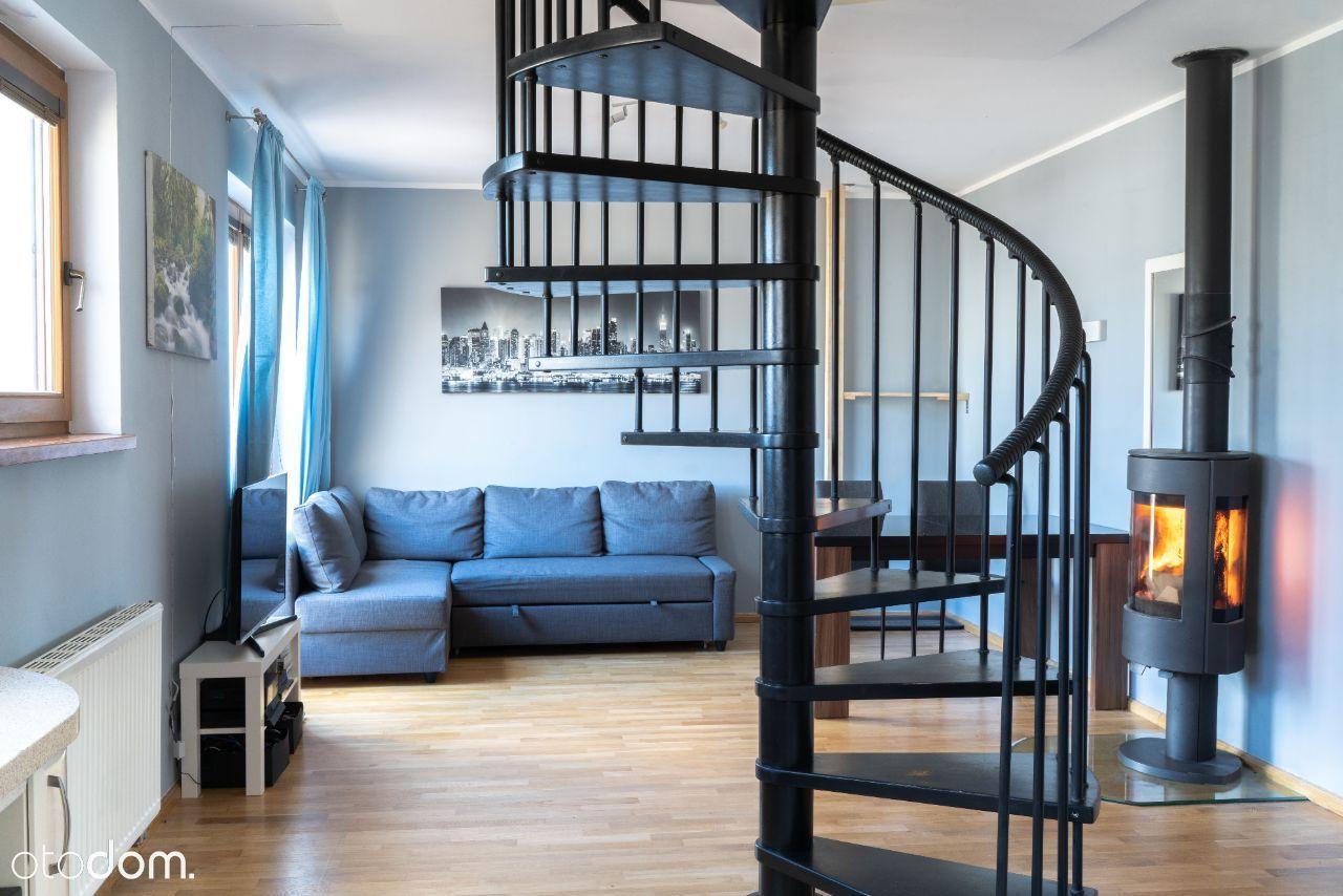 Mieszkanie dwukondygnacyjne w Orłowie