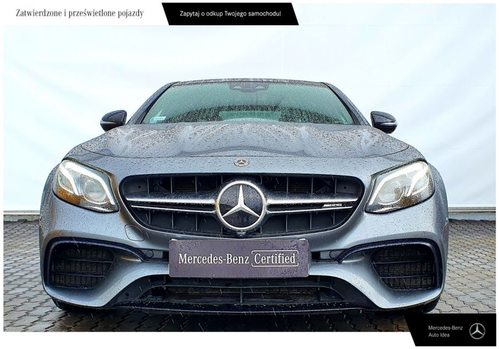 Mercedes-Benz Klasa E Mulibeam Led/distonic plus/Panorama/ FV 23% - 2