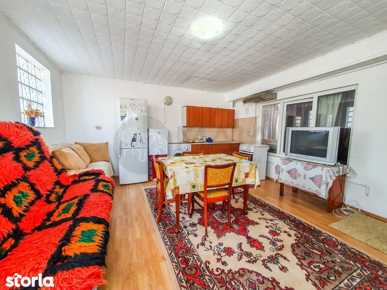 Apartament 2 camere la casa,spatios , toate taxele incluse, Piata Cluj