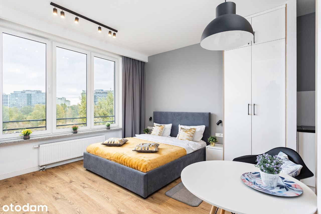 Sławińska 6 kawalerka mieszkanie okazja klima