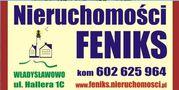 Biuro nieruchomości: Licencjonowana Agencja Obrotu Nieruchomościami FENIKS