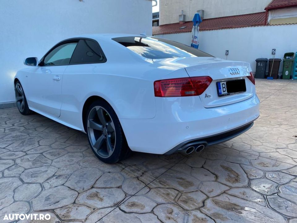 Audi A5 Coupe - 4